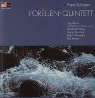 Franz Schubert - Forellenquintett, J. Demus, F. Maier, HO Graf, R. Mandalka, P.Breuer