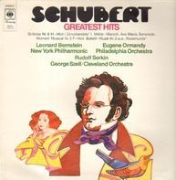 Schubert / bernstein, Ormandy, N.Y. Philh., Philadephia Orch. - Greatest Hits