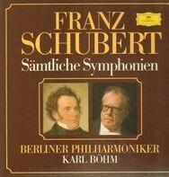 Schubert - Sämtliche Symphonien, Karl Böhm, Berliner Philh