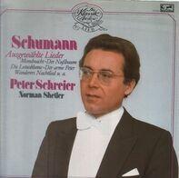 Schumann - Ausgewählte Lieder (Schreier, Shetler)