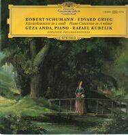 Schumann / Grieg - Klavierkonzerte in a-moll,, Anda, Kubelik, Berliner Phil.