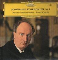 Schumann - Symphonien Nr.1, Nr.4, Berliner Philh, Kubelik