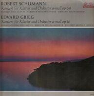 Schumann, Grieg - Konzert für Klavier und Orchester, Haas, Aeschbacher