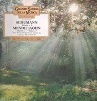 Schumann / Mendelssohn - Sinfonia n. 4 / Sinfonia n.4 'Italiana' (Bernstein)