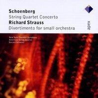 Schoenberg - String Quartet Concerto (G.Schwarz)