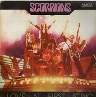 Scorpions - Love at First Sting