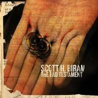 Scott H. Biram - The Bad Testament (heavyweight Lp+mp3)