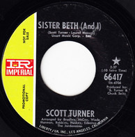 Scott Turner - Sister Beth (And I) / Our House On Paper