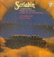 Scriabin/  Eliahu Inbal, RSO Frankfurt - 3 Symphonies, Poeme de LExtase, Poeme Du Feu