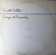 Scritti Politti - Songs to Remember
