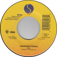 Seal - Newborn Friend