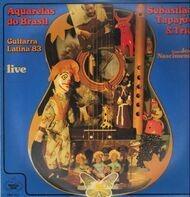Sebastiao Tapajos e Trio - Aquarelas do Brasil