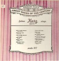 Selma Kurz - Selma Kurz Sings