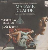 Serge Gainsbourg - Bande Originale Du Film De Just Jaeckin 'Madame Claude'