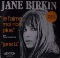 Serge Gainsbourg & Jane Birkin - Je T'Aime ... Moi Non Plus