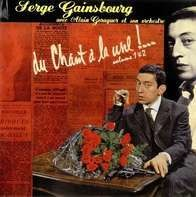 Serge Gainsbourg - DU Chant A LA Une Vol.1&2