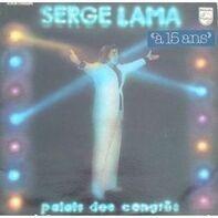 Serge Lama - Palais Des Congrès