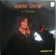 Serge Lama - Serge Lama A L'Olympia