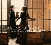 Sergey/Khachatryan,Lusine Khachatryan - Violinsonaten