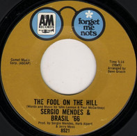 Sérgio Mendes & Brasil '66 - The Fool On The Hill / With A Little Help From My Friends