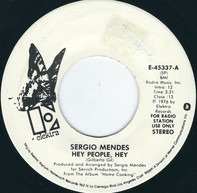 Sérgio Mendes - Hey People, Hey