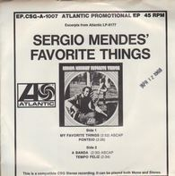 Sérgio Mendes - Sergio Mendes' Favorite Things