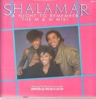 Shalamar - A Night To Remember