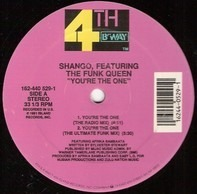 Shango Featuring The Funk Queen - You're The One