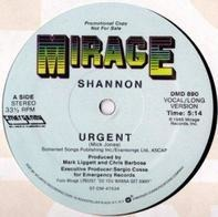 Shannon - Urgent