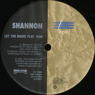 Shannon - Let The Music Play / Give Me Tonight