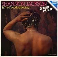 SHANNON JACKSON - Street Priest