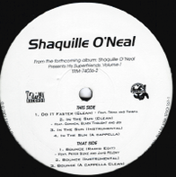 Shaquille O'Neal - Shaq Presents His Superfriends (Clean Album Sampler)