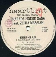 Sharada House Gang Feat. Zeeteah Massiah - Keep It Up