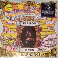 Sharon Jones & The Dap Kings - Give The People What They Want (LP+MP3)