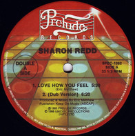 Sharon Redd - Love How You Feel / You Got My Love