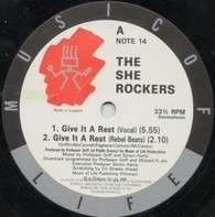 She Rockers - Give It A Rest