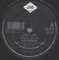 She Rockers - Jam It Jam