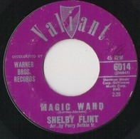 Shelby Flint - Magic Wand / A Broken Vow