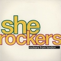 She Rockers - Rockers From London...