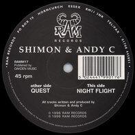Shimon & Andy C - Quest / Night Flight
