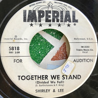 Shirley And Lee - Together We Stand (Divided We Fall)