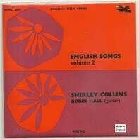 Shirley Collins - English Songs V.2