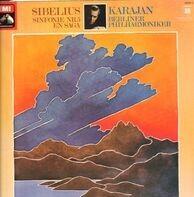 Sibelius / Karajan - Sinfonie Nr. 5 Es-dur op. 82 / En Saga op. 9