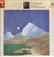 Sibelius/ Karajan, Berliner Philharmoniker - Sinfonie Nr. 4 a-moll op. 63 * Tapiola op. 112