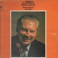 Sibelius - Konzert für Violine und Orchester D-moll, Karelia-Suite (Isaac Stern)