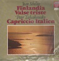 Sibelius / Tschaikowsky / London Philharmony Orchestra, Brathwaite, Handley - Finlandia, Valse triste / Capriccio Italien