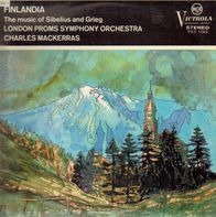 Sibelius, Grieg - London Proms Symphony Orchestra - Finlandia: The Music of Sibelius and Grieg