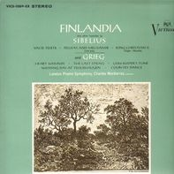 Sibelius, Grieg - Finlandia And Other Favorites (Mackerras)