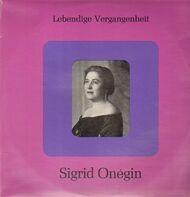 Sigrid Onégin - Sigrid Onegin