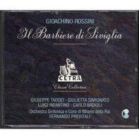 Gioacchino Rossini/ C. Abbado, London Symphony Orch., H. Prey, P. Montarsolo a.o. - IL BARBIERE DI SIVIGLIA